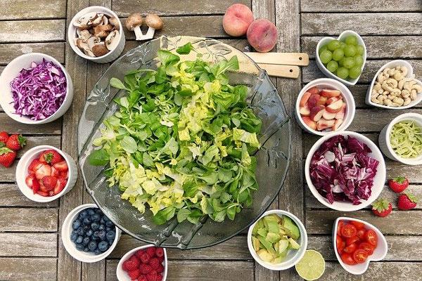 Beneficios de las frutas y verduras en los comedores del colegio