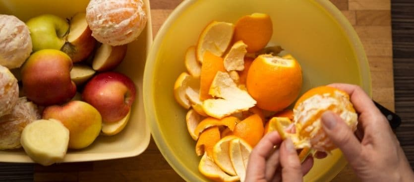 La fruta ¿con o sin piel?