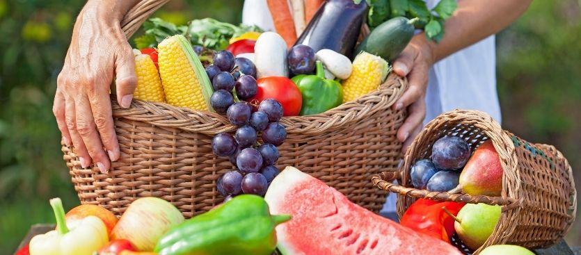Beneficios de las frutas y verduras para el verano